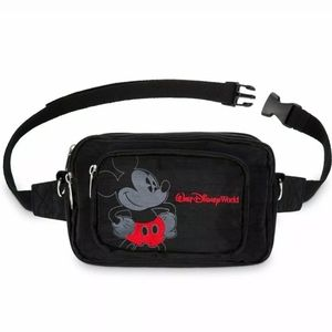 Mickey mouse hip pack fanny pack